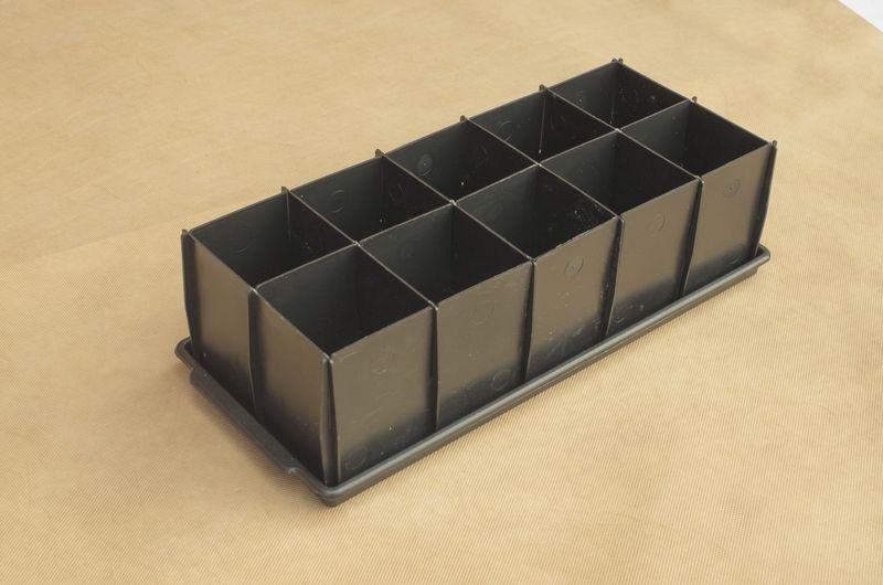 Ящик для рассады сам